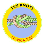 Ten Knots Badge