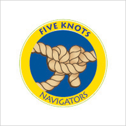 Five Knots Badge