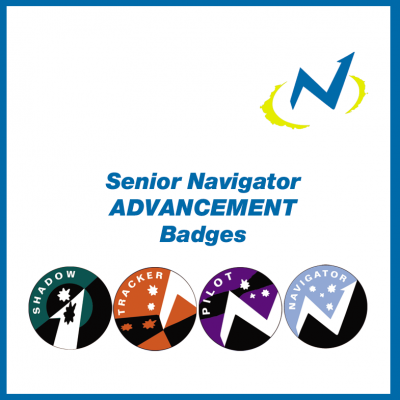 Senior Advancement Badges